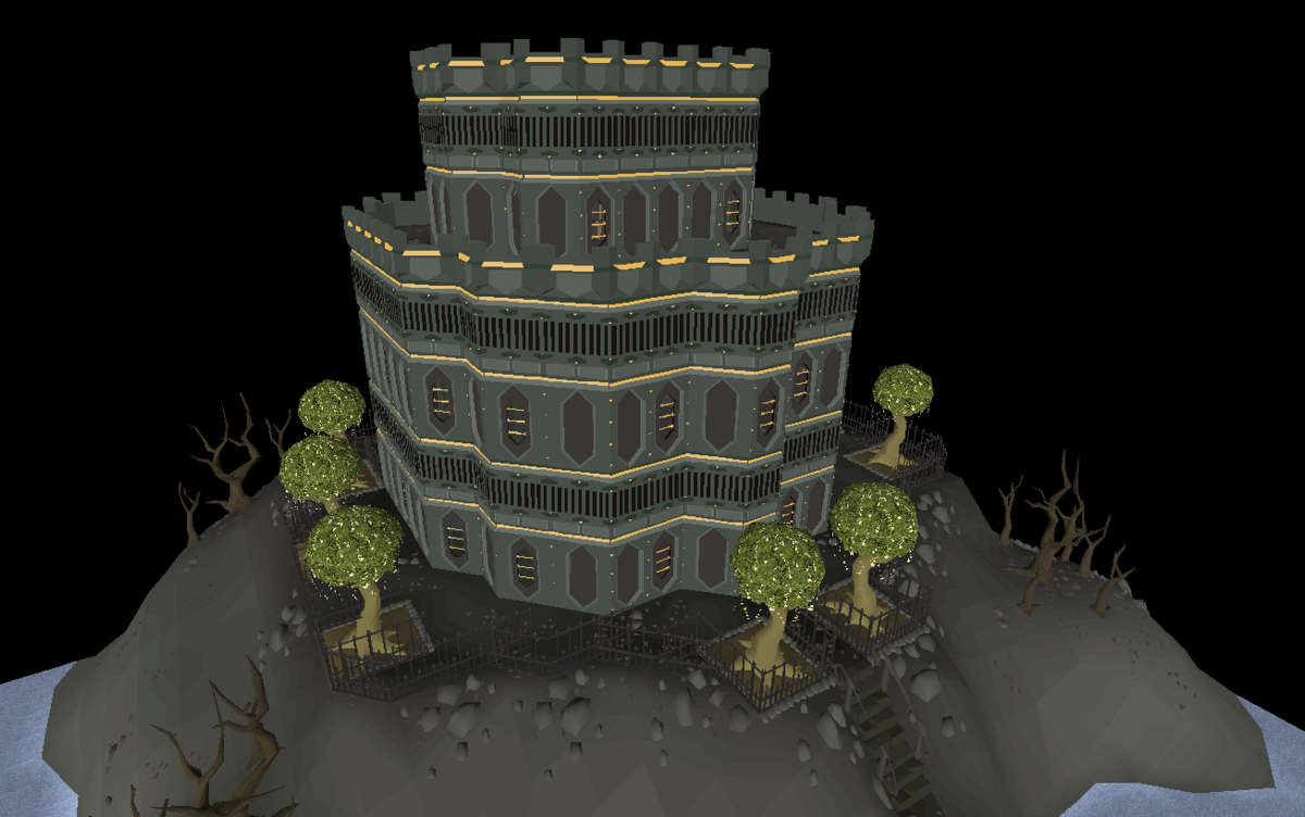 The Forsaken Tower - OSRS Wiki