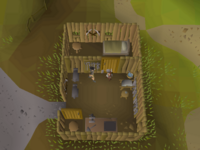 Cryptic clue - speak doric falador.png