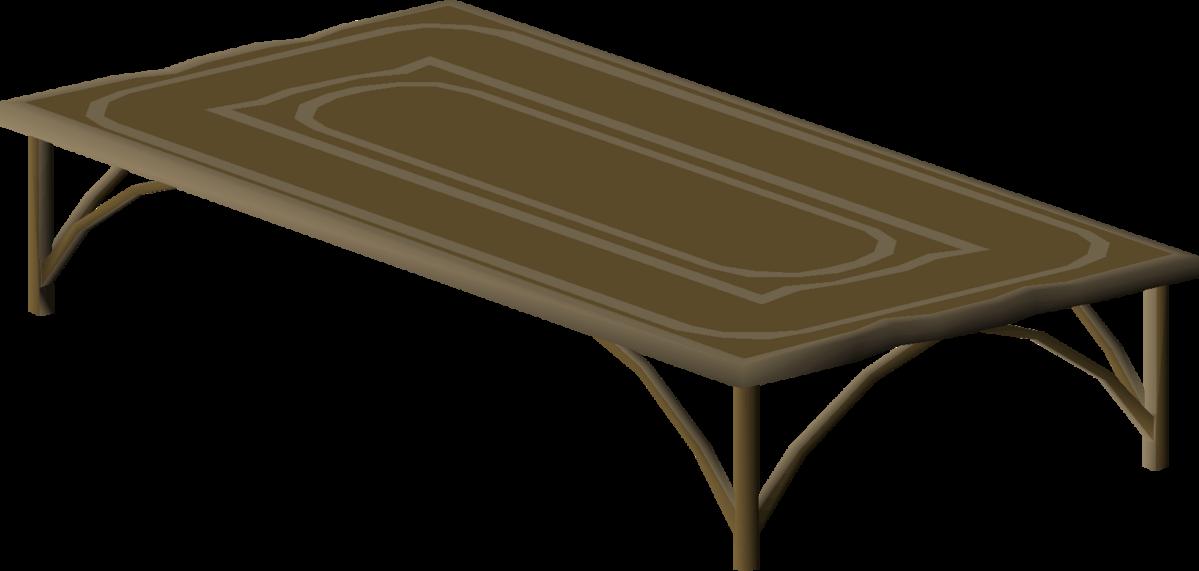 Carved Teak Table Osrs Wiki