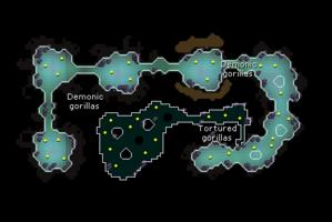 Crash Site Cavern Osrs Wiki Osbuddy reziable lags @ demonic gorillas? crash site cavern osrs wiki