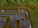 Emote clue - cry draynor jail.png