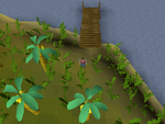 Emote clue - salute banana plantation.png