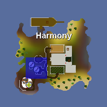 Harmony Allotment location.png