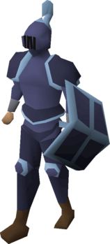 Mithril trimmed set (lg) equipped.png