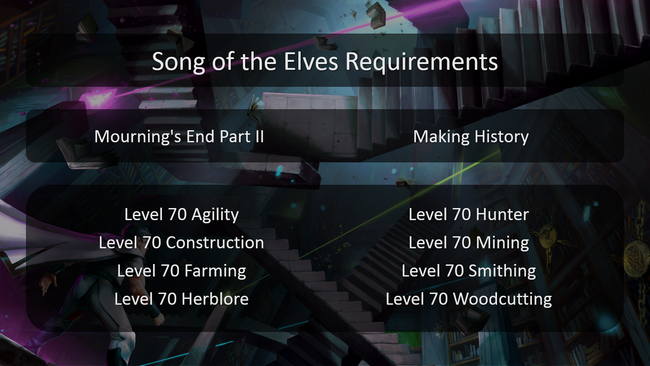 Update:Song of the Elves Poll Blog II - OSRS Wiki