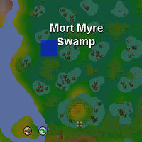 Hot cold clue - Mort Myre Swamp map.png
