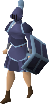 Mithril trimmed set (sk) equipped.png