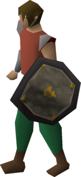 Bandos d'hide shield equipped.png
