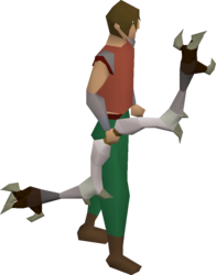 Dark bow (white) equipped.png