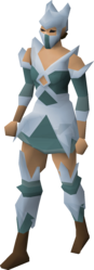 Crystal armour (female) equipped.png