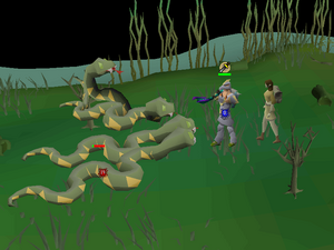 Temple Trekking - swamp snakes.png