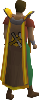 OSRS Crafting Skillcape