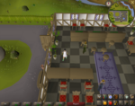 Emote clue - clap exam centre.png