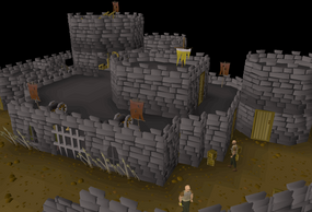 Rogues' Castle - OSRS Wiki