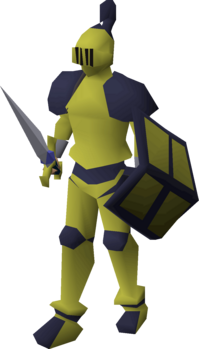 Decorative armour (gold full helm) equipped.png