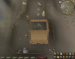 Emote clue - laugh jokul's tent mountain camp.png