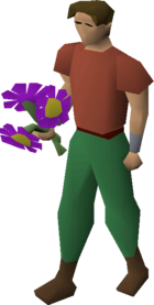 Purple flowers equipped.png