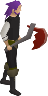 Dragon axe equipped.png
