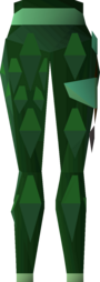 Guthix chaps detail.png