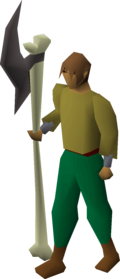 Bone spear equipped.png