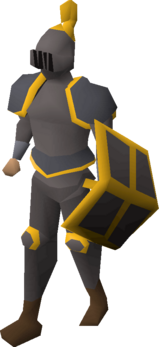 Iron gold-trimmed set (lg) equipped.png