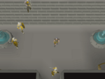 Emote clue - spin varrock castle courtyard.png