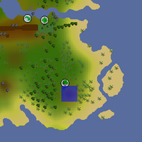 Treasure Trails/Guide/Coordinates/Hard - OSRS Wiki