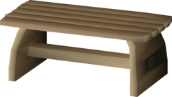Oak table (medium, Mahogany Homes) built.png