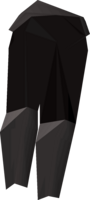 Vyre noble pants (grey) detail.png