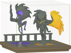 Boss Lair Display Osrs Wiki