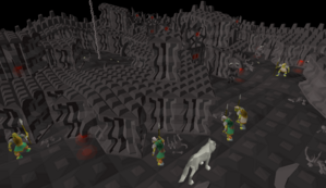 Stronghold of Security - OSRS Wiki