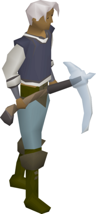 Crystal pickaxe equipped.png