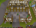 Emote clue - shrug catherby bank.png