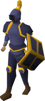 Mithril gold-trimmed set (lg) equipped.png