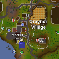 Hot cold clue - south of Draynor bank map.png