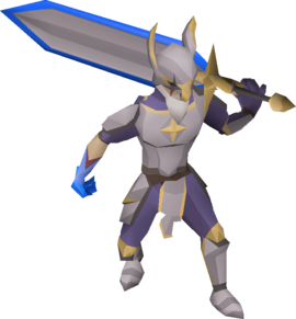 Image result for osrs Justiciar Zachariah