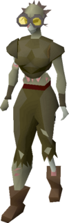 Gravedigger outfit (female) equipped.png