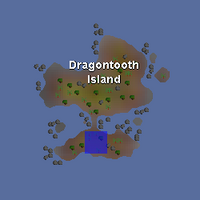 Hot cold clue - south Dragontooth Island map.png