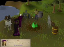 Oldschool Runescape Christmas 2020 End 2020 Halloween event   OSRS Wiki
