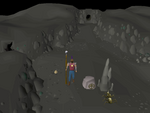 Emote clue - dance caves lumbridge swamp.png