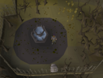Emote clue - spin draynor manor fountain.png