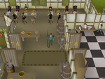 Emote clue - salute mess hall.png