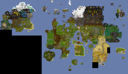 World map - OSRS Wiki