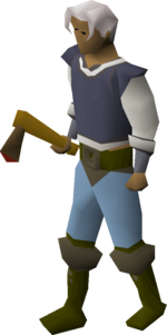 Bronze axe equipped.png