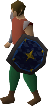 Saradomin d'hide shield equipped.png