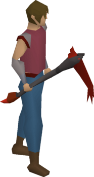 Infernal pickaxe equipped.png