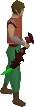 Abyssal dagger (p) equipped.png