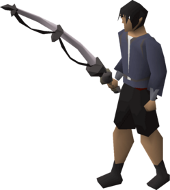Pearl fishing rod equipped.png