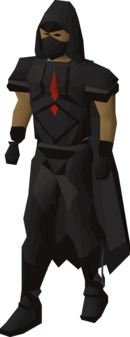 Graceful outfit (Hallowed) equipped.png